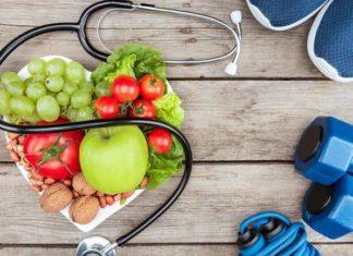 pola makan hidup sehat