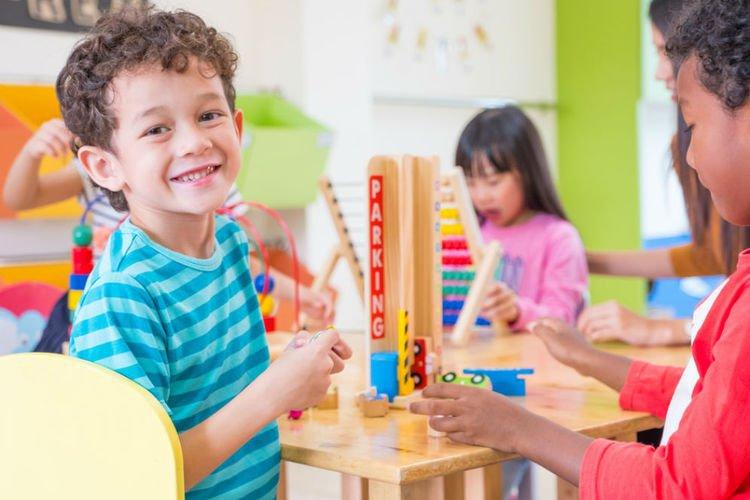 Preschool terbaik di Jakarta Selatan
